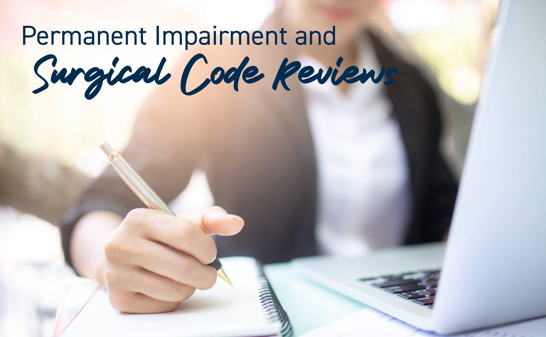 Surgical code review