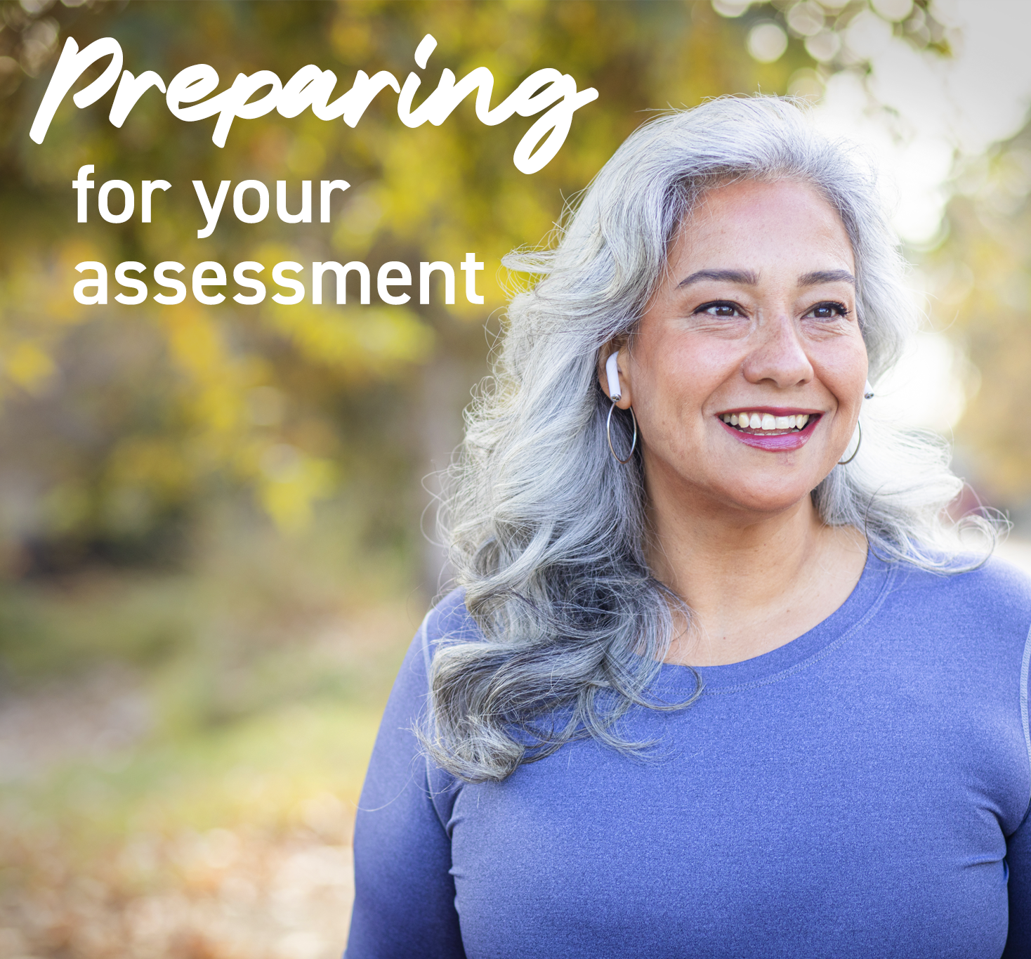 Preparing your assessment image